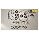 Kit Reparos + Valvulas Lavadora Electrolux Mini Wap Antiga