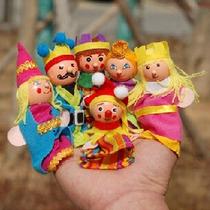 Títeres De Dedo, Juguete Para Niños, Niñas Y Bebés.