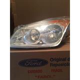 Faro Delantero Izquierdo Ford Fiesta Power Max 08-10 Orig