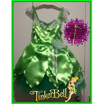 Disfraz Princesa Tinkerbell Campanita Disney Adulto