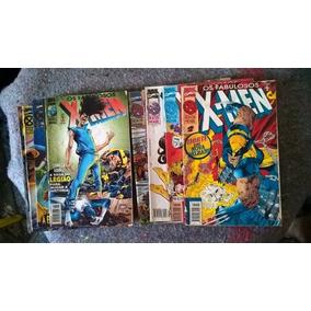 Gibi - Os Fabulosos X-men - Marvel Comics - 16 Números