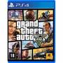 Grand Theft Auto V Gta 5 - Ps4 (midia Fisica) Novo Lacrado!!