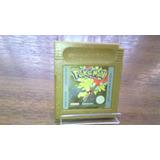 Pokemon Oro En Español Gameboy.-