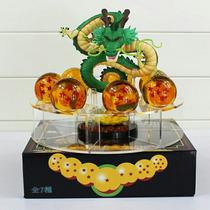 Dragon Shenlong + Base + Esferas Del Dragon Envio Gratis Dhl