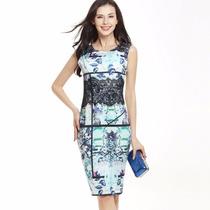 Vestido Importado Oficina Modelo Amber Qilaixing