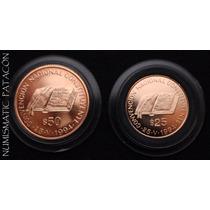 2 Monedas De Oro - Convencion Constituyente - Envío Gratis