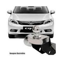 Engate Para Reboque New Civic 2015 2016 2017 Homologado