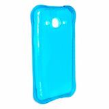 Forro Acrigel Samsung Galaxy J3 Express Prime Azul