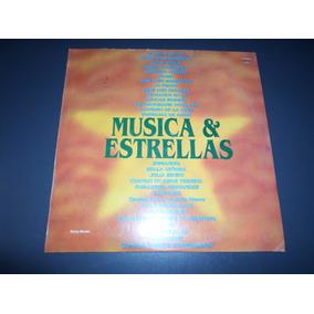Musica Y Estrellas - Yuri Azucar Moreno Roberto Carlos * Lp