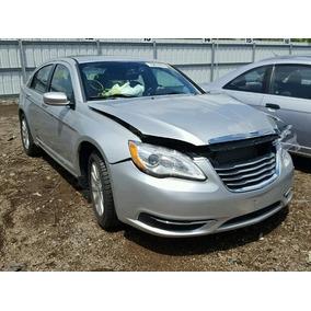 Chrysler 200 2011 Tourin Venta Solamente En Partes