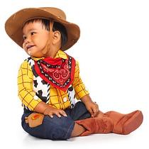 Disfraz Woody Toy Story Bebe Disney Store Traje Halloween