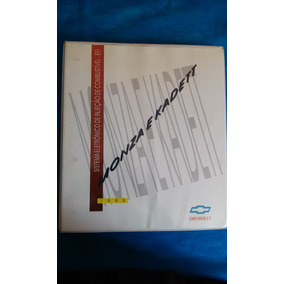 Manual Sistema Eletrônico Injeção Combust Efi Monza E Kadett