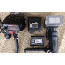 Câmera Panasonic Lumix Fz-100 14.1 Mp + Kit Iluminação