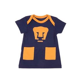 Vestido Para Bebe Pumas Marca Gapac