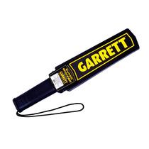 Detector De Metales Manual Garrett Original 9v Garantia