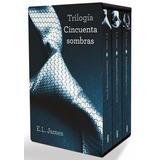 50 Sombras De Grey - E.l James Trilogia Digital (3 Libros)