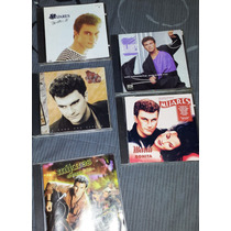 Cd Pack Manuel Mijares 5 Discos Originales