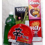 Paquete Ramen Y Pocky Promocion