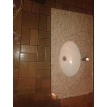 Pia De Banheiro De Marmore Com Torneira