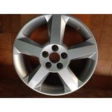 Rin De Aluminio Chevrolet Astra 5 Huecos Original Gm