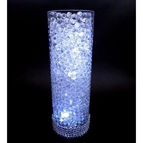 Bolitas De Hidrogel P-bocha.tubos-fiestas 15 Años+luz Led X1
