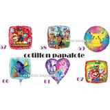 Globos Little Pony Dory Mario Bros Centro De Mesa Nemo X10