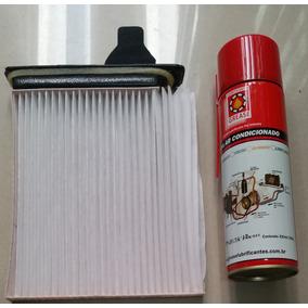 Filtro Ar Condicionado E Higienizador Nissan Tiida Livina