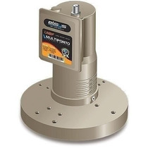 Lnbf Multiponto Banda C Parabólica Elsys 12ºk +filtro Wi Max