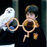 Collar Lentes Rayo Magia Gira Tiempo Hermione Harry Potter