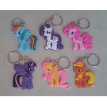 Bonito Set Llaveros Mi Pequeño My Little Pony Magia Amistad
