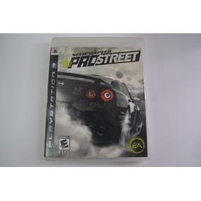 Jogo Seminovo Game Need For Speed Pro Street Playstation 3