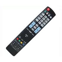 Controle Remoto Tv Lg 3d Smart Plasma 50pk550 / 60pk550