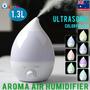 1.3 L Vapor Aroma Vaporiser Ultra-sônico Umidificador De Ar