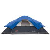 Carpa Tienda Acampar Coleman Red Canyon 8 Personas Azul