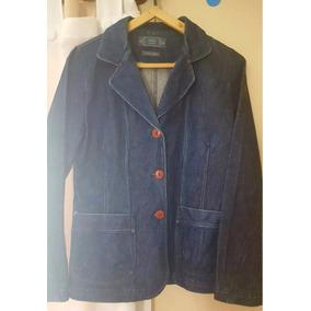 Hermoso Saco De Jean Azul Marca Soho Muy Cuidado