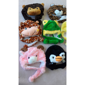 Chapeu Safari Touca Gorro Infantil Bichinho + Frete Grátis!