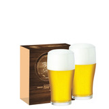 Conjunto De Copo De Vidro Para Cerveja Pint De 580ml