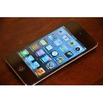 Ipod Touch Negro 8gb 4a Gen Audifonos Cargador Seminuevo