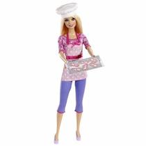Barbie Quero Ser Chef De Cozinha - Mattel