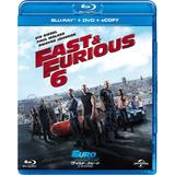 Rapido Y Furioso 6 Blu Ray + Digital Copy