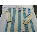 Camiseta Argentina Orig. Vieja M/larga adidas Consult Stoc