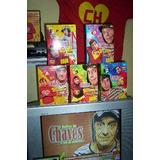Dvd Tudo Do Chesperito, Chaves E Chapolin Completos