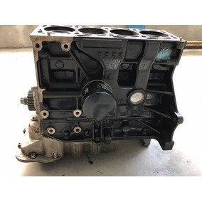 Bloco Motor Gol G5 G6 Fox Saveiro Voyage 1.6 Flex Com Nota F