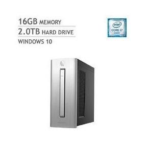 Computadora Pc 2tb I7 Hp Envy 750-177c Monitor Hp 23 Xw