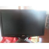 Monitor Lcd Acer Widescreen De 18.5 Modelo Modelo G185hv