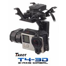 Gimbal Tarot 3 Eixos P/ Quadricoptero Drone Naza Dji Phanton