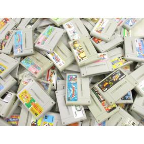 Lista De Jogos Super Nintendo Por 29,99 + Promoção!!!!!!