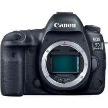 Câmera Dslr Canon Eos 5d Mark Iv 4 Corpo - Lançamento
