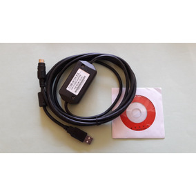Cable De Programacion Usb-sc09-fx-a Plc Mitsubishi Melsec