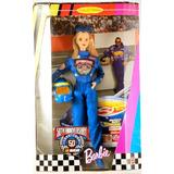 Barbie Nascar 50 Aniversario Edición Coleccionista